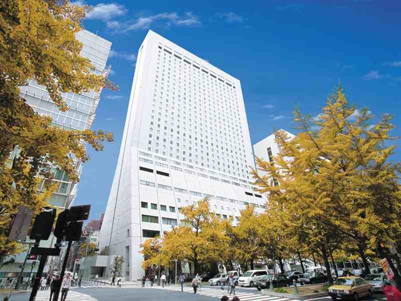 Hotel Nikko Osaka PIC1