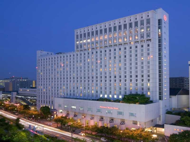 Sheraton Miyako Hotel Osaka PIC1