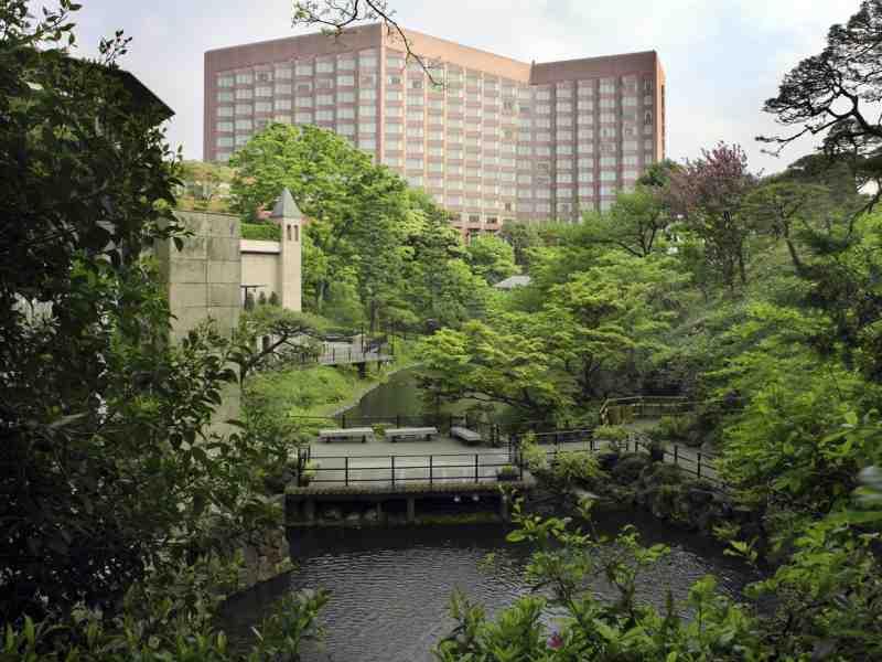 HOTEL CHINZANSO TOKYO PIC9
