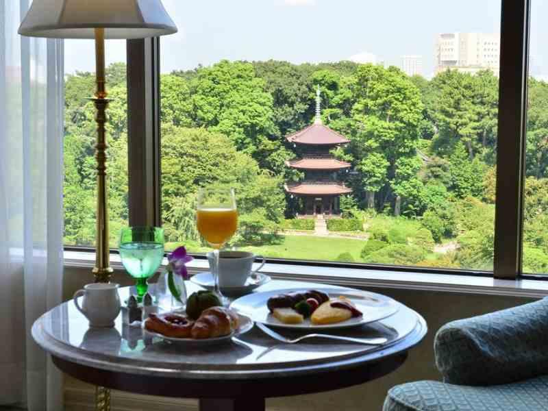 HOTEL CHINZANSO TOKYO PIC6
