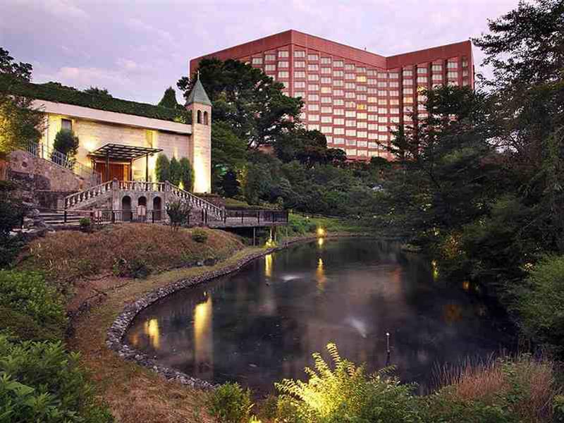 HOTEL CHINZANSO TOKYO PIC1