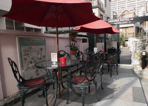 SAKURA CAFE HATAGAYA PIC1