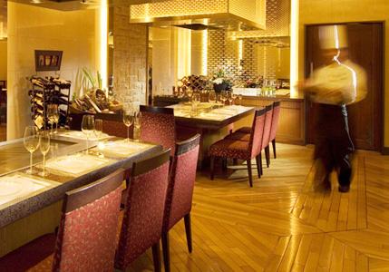 Japanese Restaurant Genji (Hilton Osaka 3F) PIC2