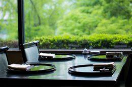 Japanese restaurant Benkay (Hotel Nikko Osaka)