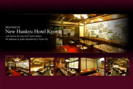 MINOKICHI New Hankyu Hotel Kyoto Location