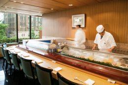 Sushi Bar Semba (Hotel Nikko Osaka)
