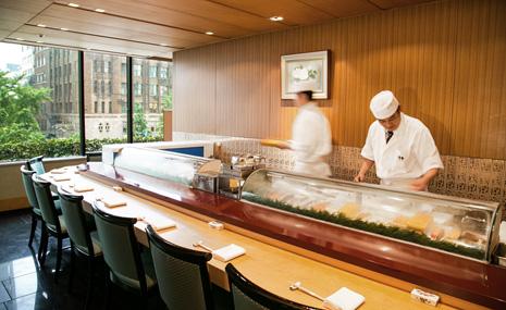 Sushi Bar Semba (Hotel Nikko Osaka) PIC1