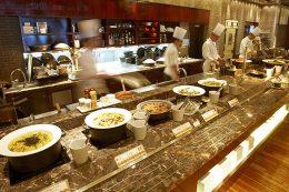Café Restaurant Le Temps(Hotel Granvia Kyoto)