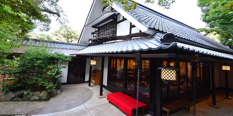 Japanese Stone Grill MOKUSHUNDO (Hotel Chinzanso Tokyo) PIC1