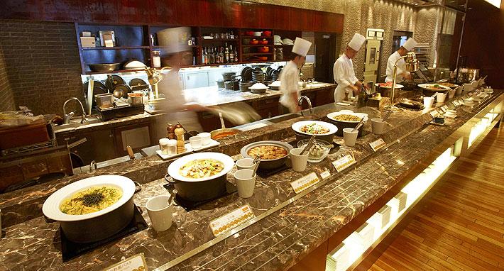 Café Restaurant Le Temps(Hotel Granvia Kyoto) PIC1