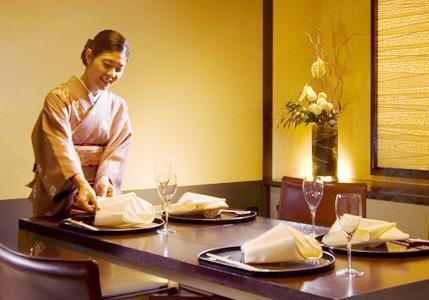 Japanese Restaurant Genji (Hilton Osaka 3F) PIC3