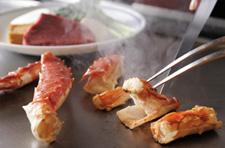 Teppanyaki restaurant Icho (Hotel Nikko Osaka) PIC2