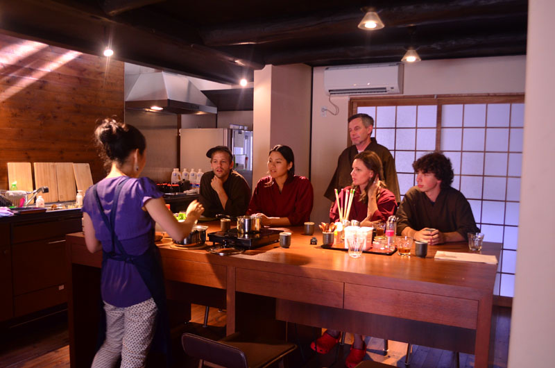 COOKING SUN(JAPANESE COOKING CLASS) PIC1