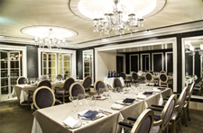 French restaurant Les Celebrites (Hotel Nikko Osaka) PIC3