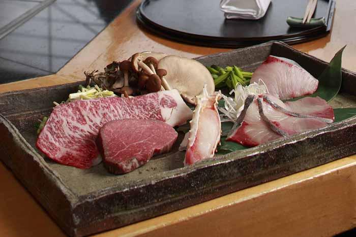 Japanese Restaurant MIYUKI (Hotel Chinzanso Tokyo) PIC3