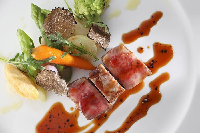Italian Restaurant IL TEATRO (Hotel Chinzanso Tokyo) PIC4