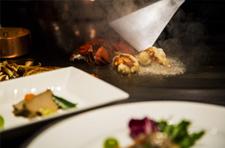 Teppanyaki restaurant Icho (Hotel Nikko Osaka) PIC4