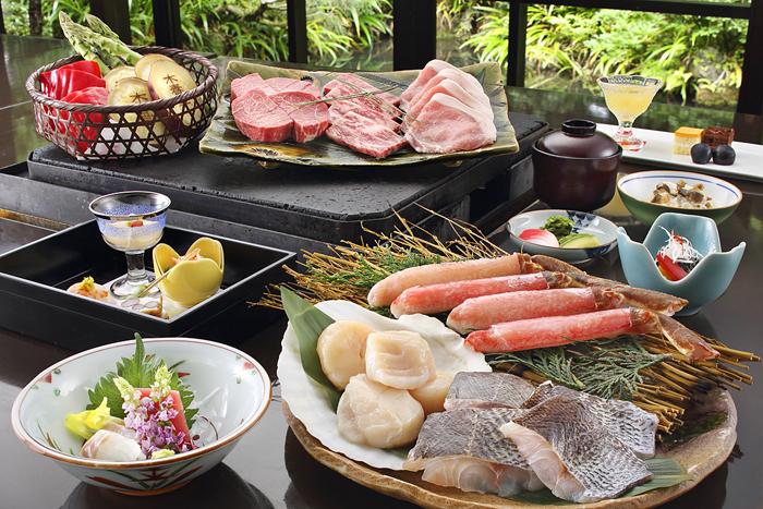 Japanese Stone Grill MOKUSHUNDO (Hotel Chinzanso Tokyo) PIC6