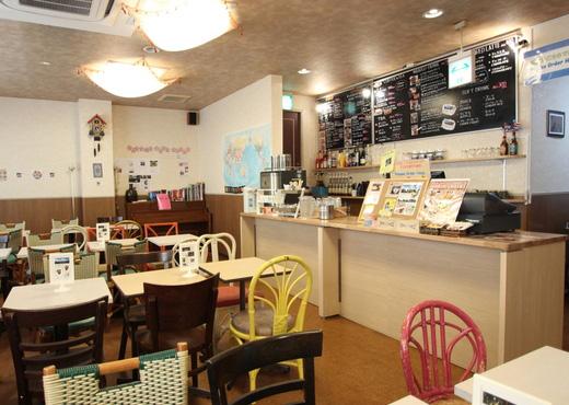 SAKURA CAFE HATAGAYA PIC5