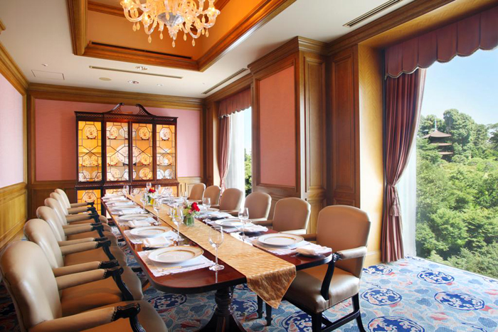 Italian Restaurant IL TEATRO (Hotel Chinzanso Tokyo) PIC6