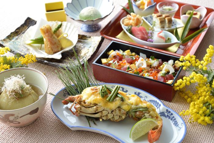 Japanese Restaurant MIYUKI (Hotel Chinzanso Tokyo) PIC6