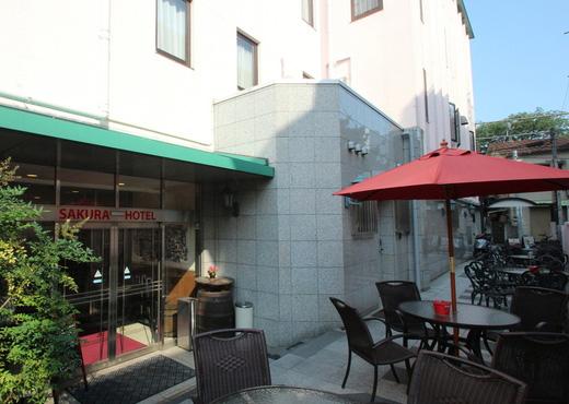 SAKURA CAFE HATAGAYA PIC6