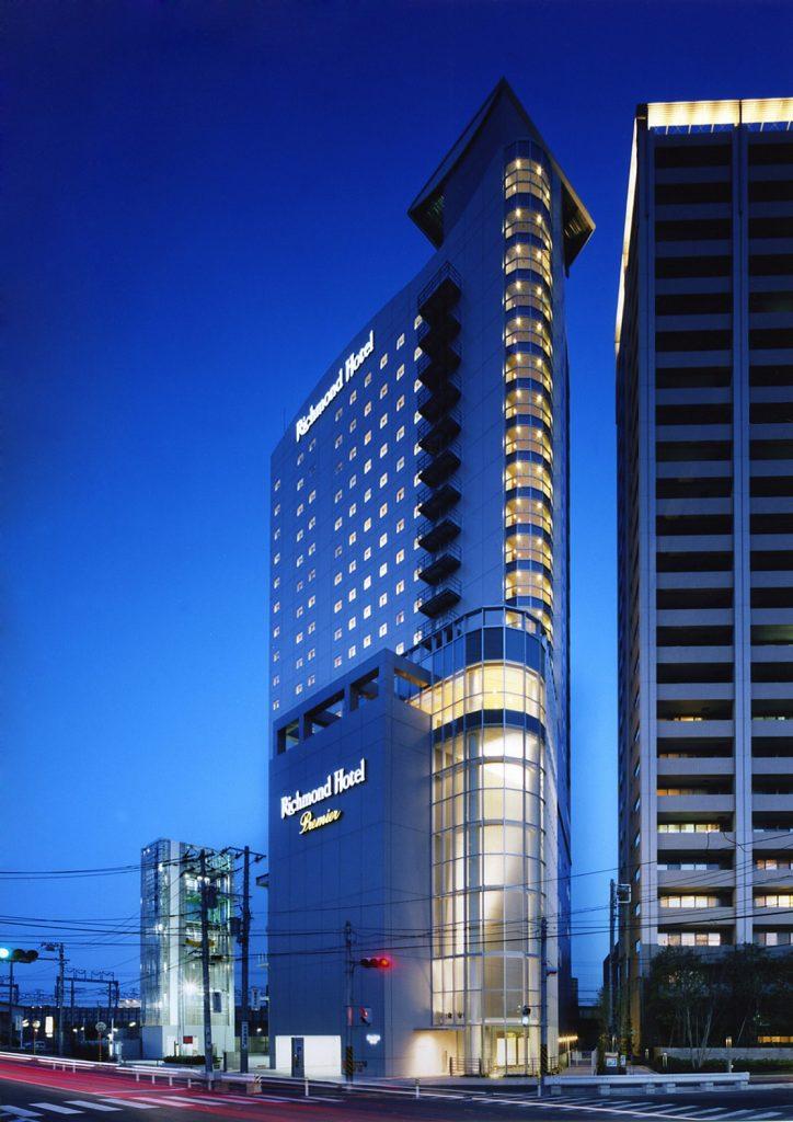 Richimond Hotel Premier Musashikosugi PIC1