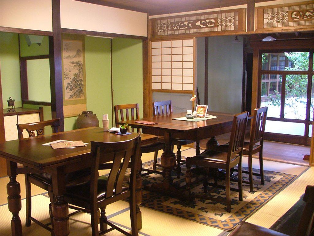Kozainomori (Lunch using local food) PIC2