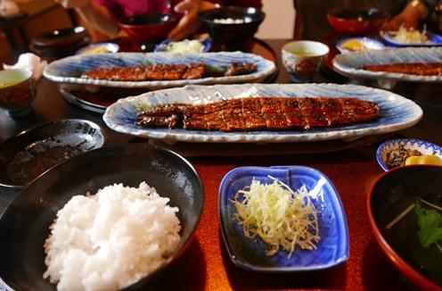 Shougetsu  (Unagi(Eel) PIC1