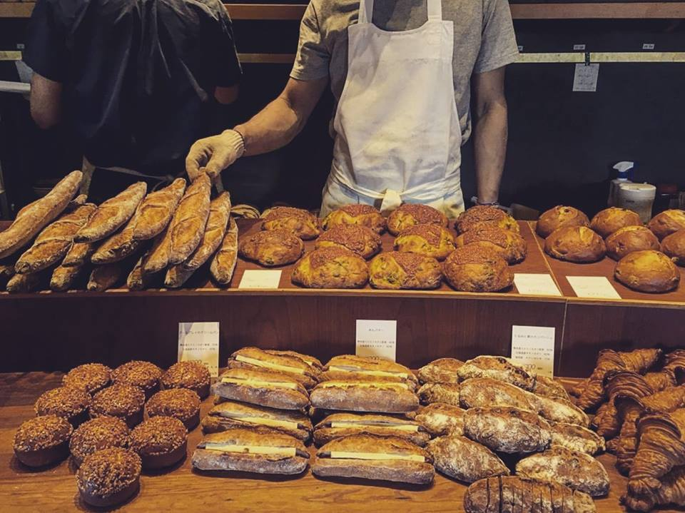 Boulangerie pain stock PIC2