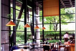 Fukuoka Prefecture Art Museum Café