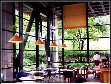 Fukuoka Prefecture Art Museum Café PIC1