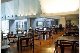 Fukuoka City Museum Café
