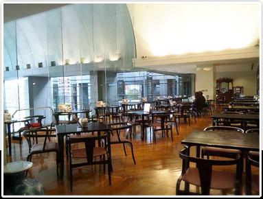 Fukuoka City Museum Café PIC1