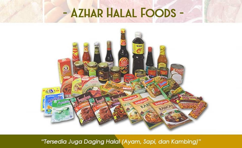 Azhar Halal Foods Japan PIC2