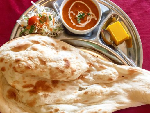 Indian cuisine, Indira Uozu store PIC2