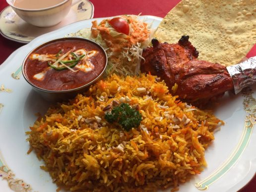 Indian cuisine, Indira Toide store PIC2