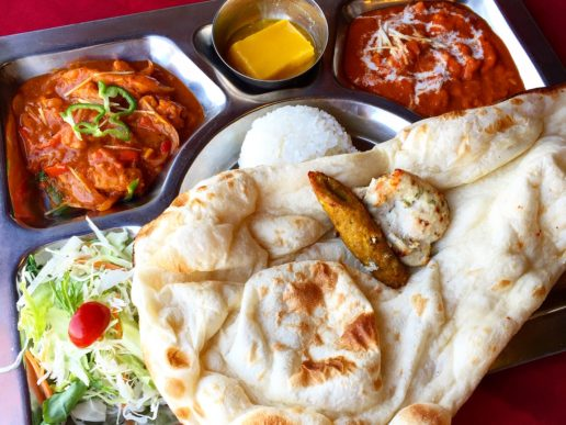 Indian cuisine, Indira Kosugi store PIC2