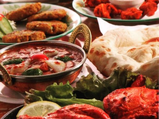Indian cuisine, Indira Toyama store PIC2