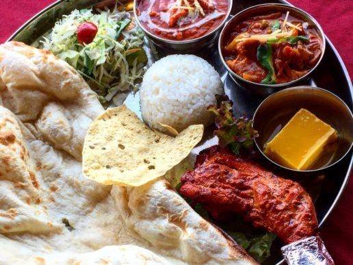 Indian cuisine, Indira Kosugi store PIC3