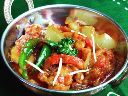Indian cuisine, Indira Toyama store PIC3