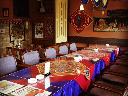 Indian cuisine, Indira Kosugi store PIC4