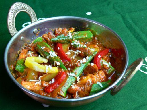 Indian cuisine, Indira Toyama store PIC4