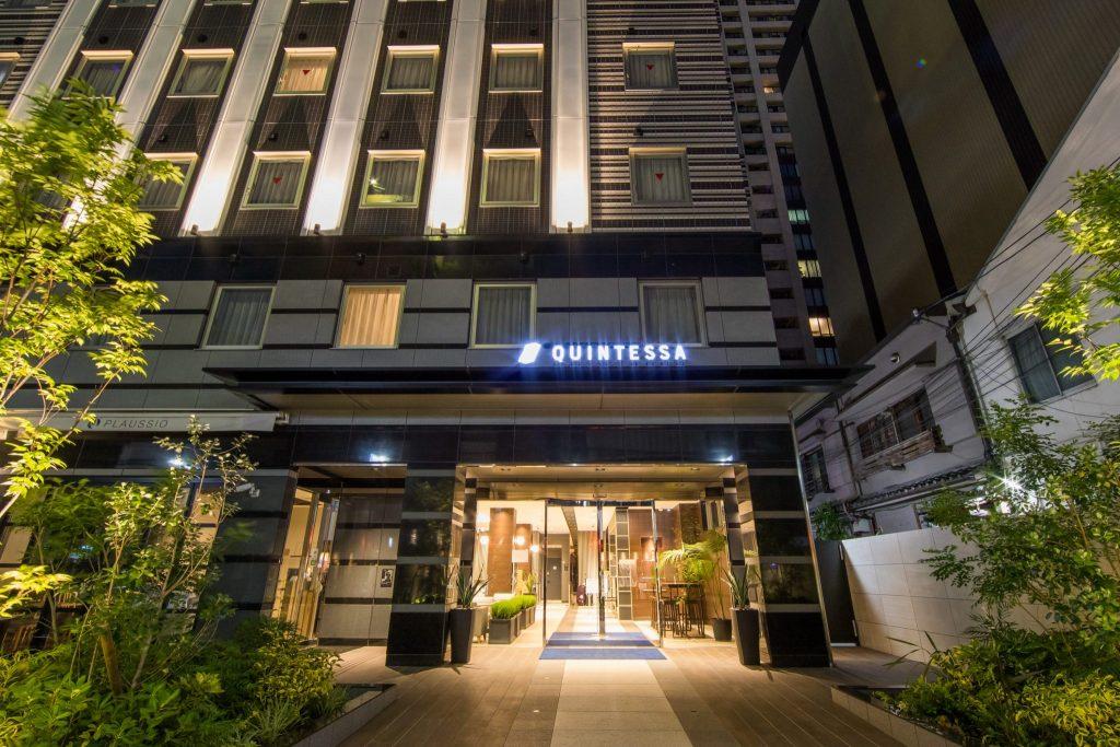 Quintessa Hotel Osaka Shinsaibashi PIC1